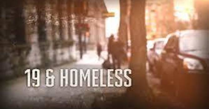 19 and Homeless Documentary image