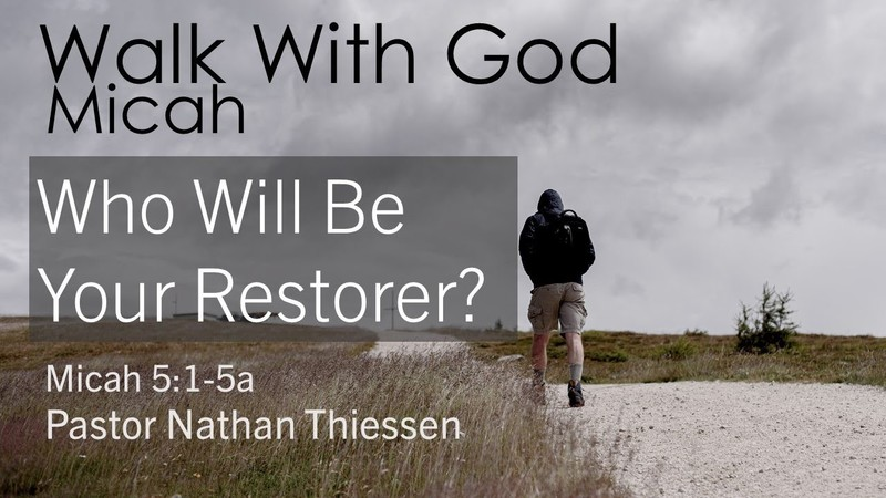 Who Will Be Your Restorer?