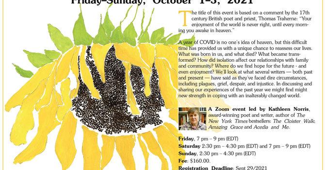 October Women's Retreat image