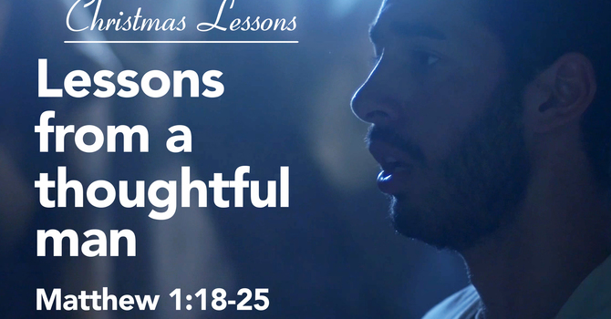 Lessons from a Thoughtful Man