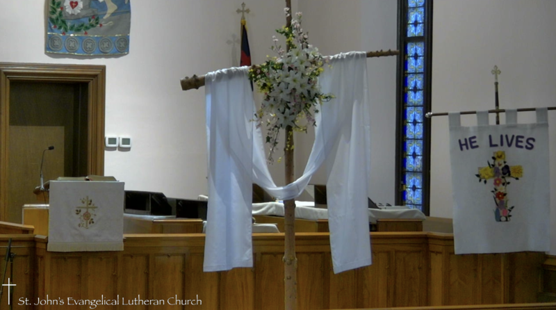 Sixth Sunday after Easter