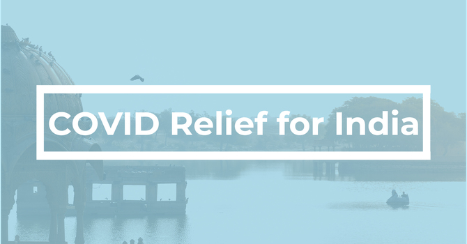 COVID Relief for India image