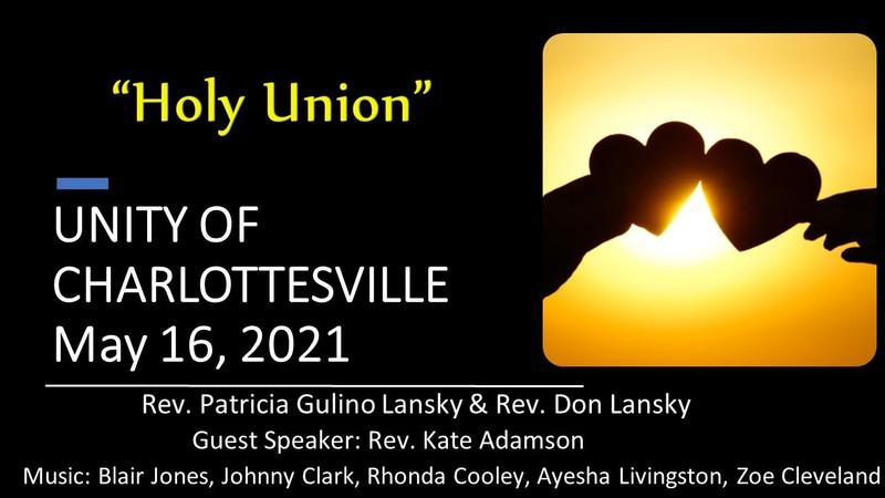 Holy Union