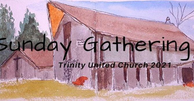 Sunday Gathering - May 16 image