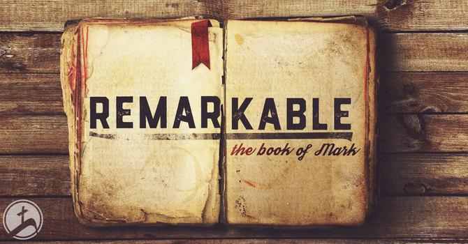 Remarkable Savior