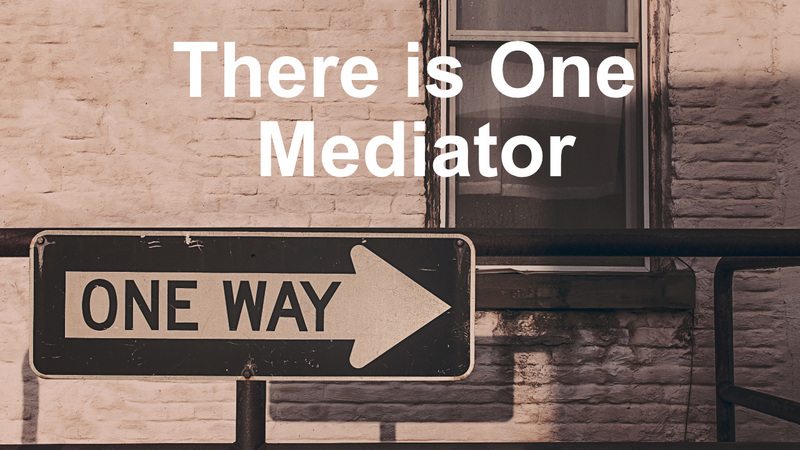 One Mediator
