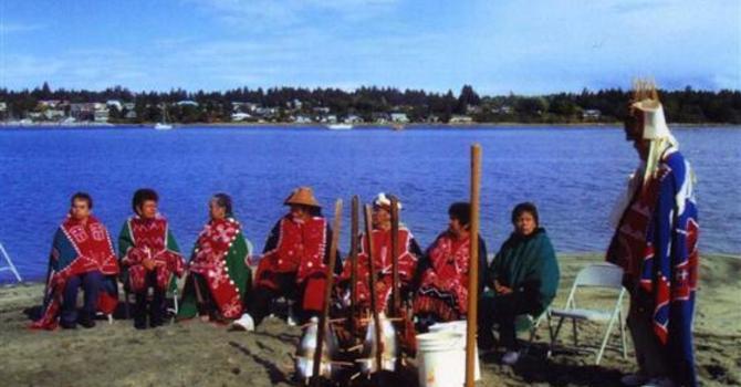 K'omoks First Nation  image