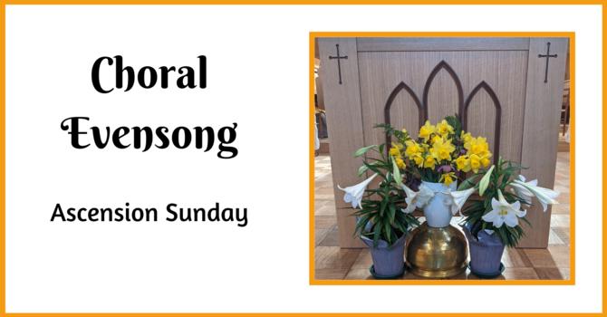 Choral Evensong - May 16, 2021