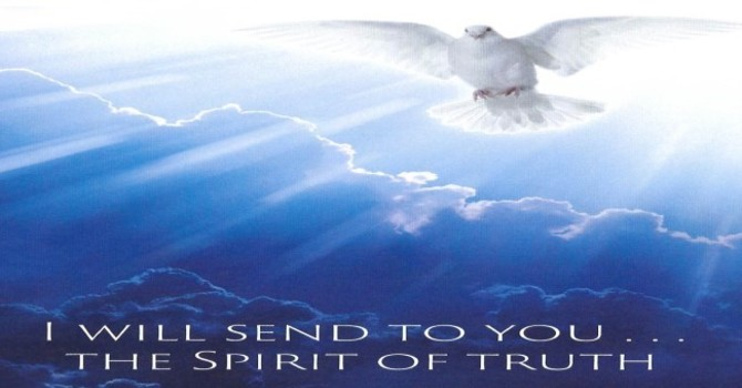 Worship Service Bulletin - Day of Pentecost image