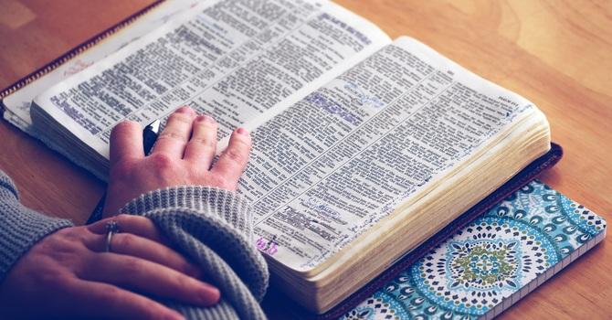 Ladies Morning Bible Study