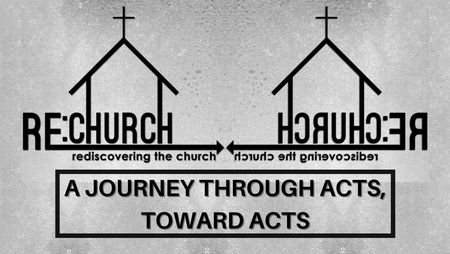 Re(discovering)Church: