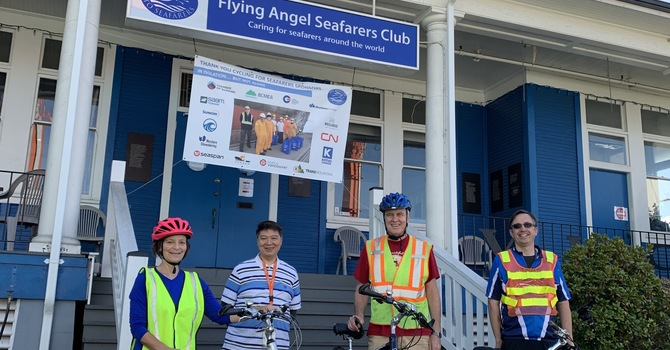 Cycle for Seafarers