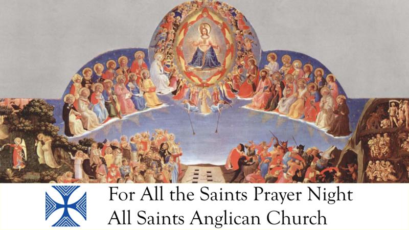 Cochrane Prayer Night May 19, 2021