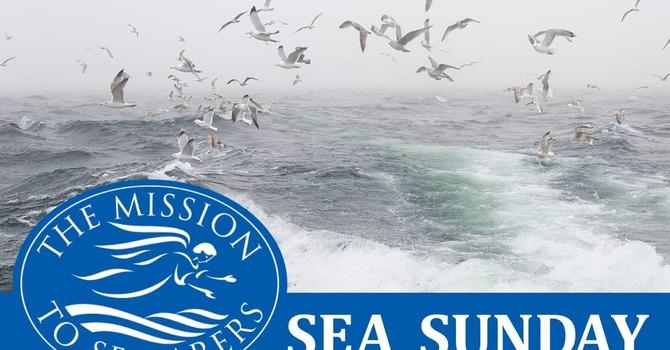 Sea Sunday 2021