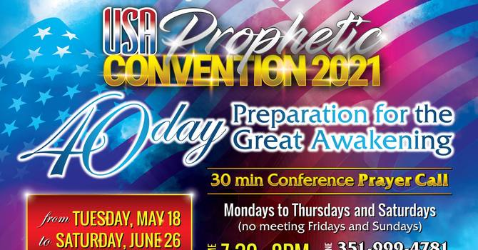 40 Days Preparation for the Great Awakening