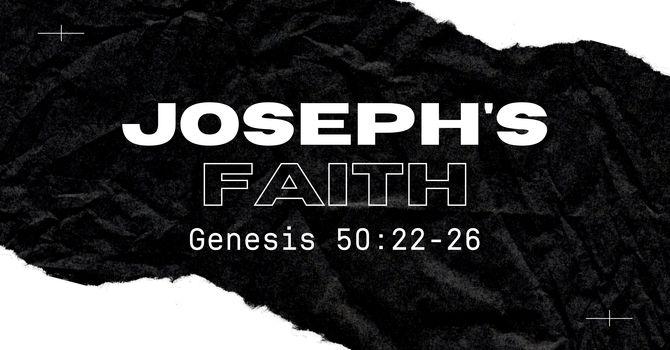 Joseph's Faith