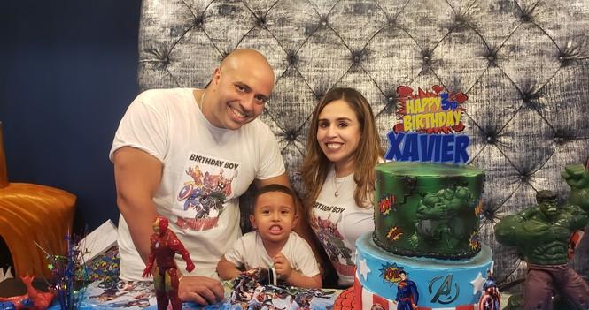 Congratulations to the Perez Family