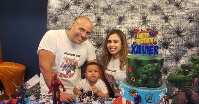 Congratulations to the Perez Family image