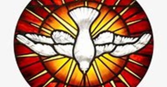 Pentecost Sunday image