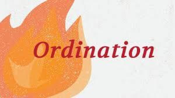 Six Deacons to be Ordained