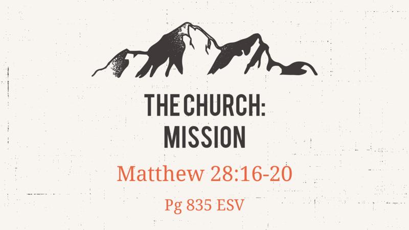 CVBC 5.16.21 {Mission}