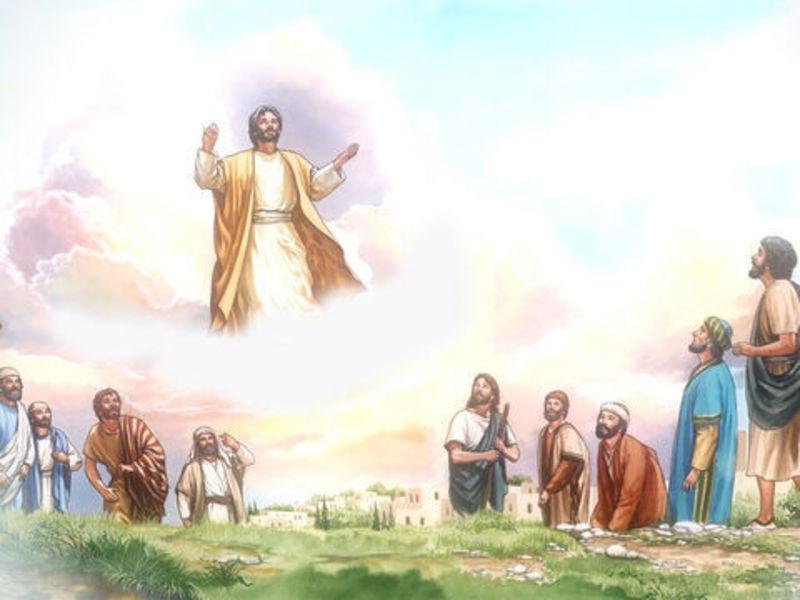 Ascension Sunday Sermon