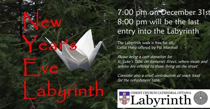 New Year's Eve Labyrinth Walk