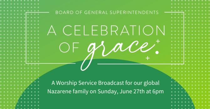 """""""Celebration of Grace"""" Global Worship"""