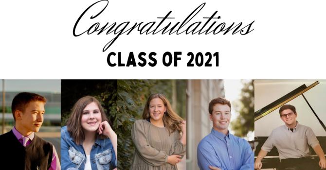 Graduating Seniors image