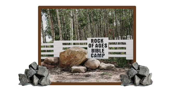 Rock of Ages Bible Camp  image