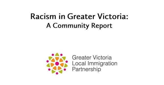 Racism in Greater Victoria: Report Released image