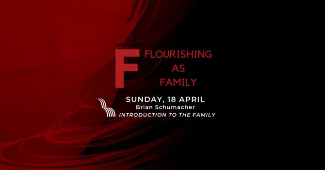 Flourishing as Family - God is Family