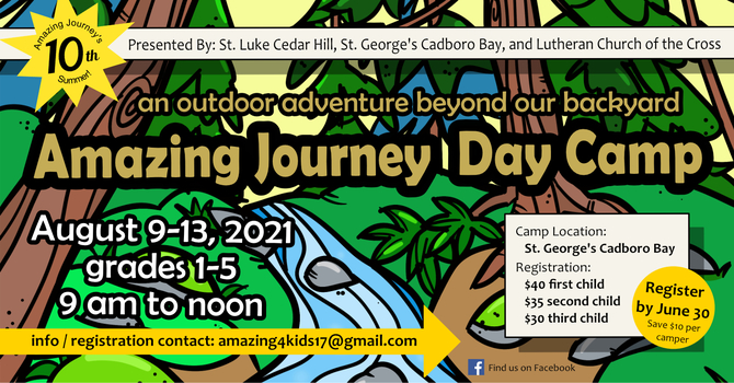 Amazing Journey Day Camp