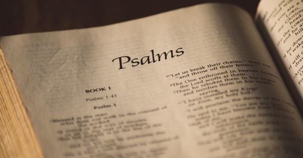 Psalms - Praying with God's People