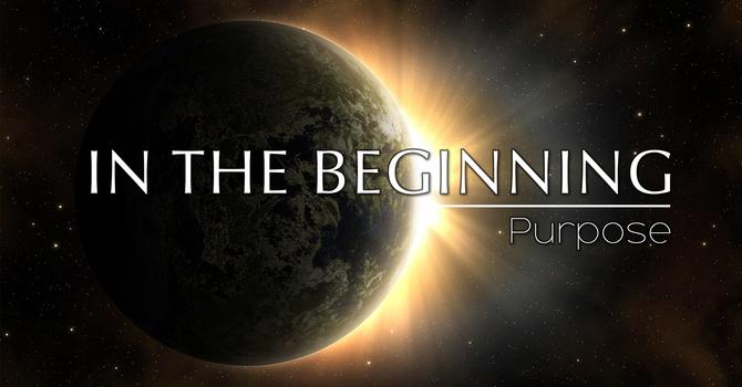 In The Beginning-Purpose (2021)