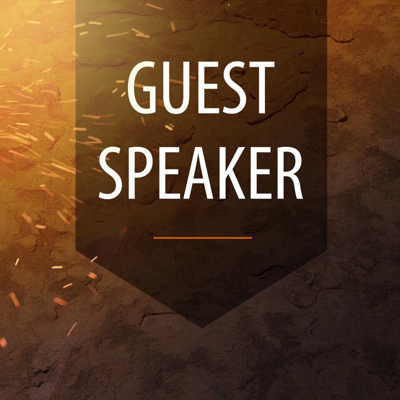 Guest Speaker - Dom Jenkins