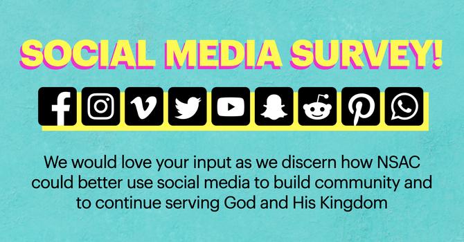 Social Media Survey image
