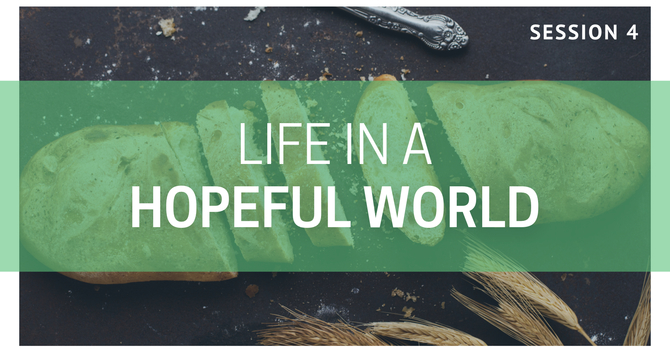 OLIVET YOUTH: Life in a Hopeful World