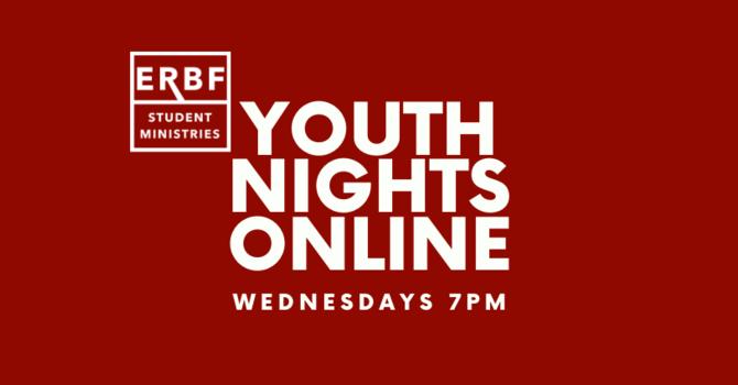 Student Ministries Nights Online