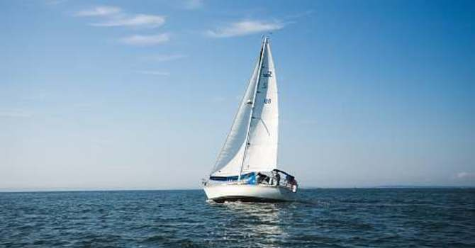 Set Your Sails for the Spirit ~ Pentecost 2021