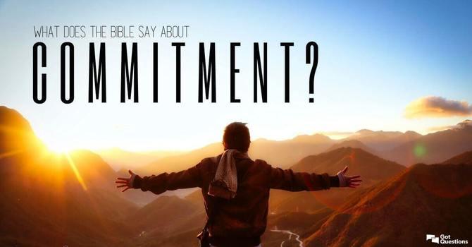 Commitment through trials