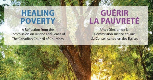 """Canadian Churches Conversation: """"Healing Poverty"""""""