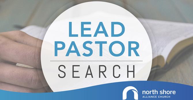 Lead Pastor North Shore Alliance Church image