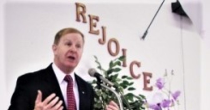 Guest Speaker Dr. Vallier and Pastor Tim - Live Stream - May 5, 2021