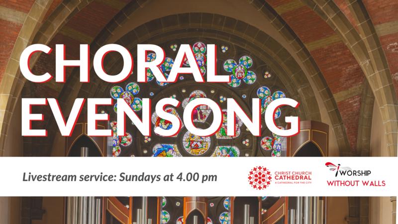 Choral Evensong, Trinity Sunday