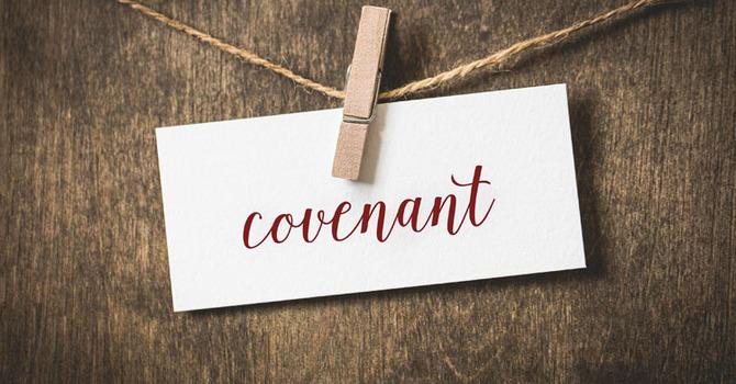 CCG's Covenant Strategic Planning