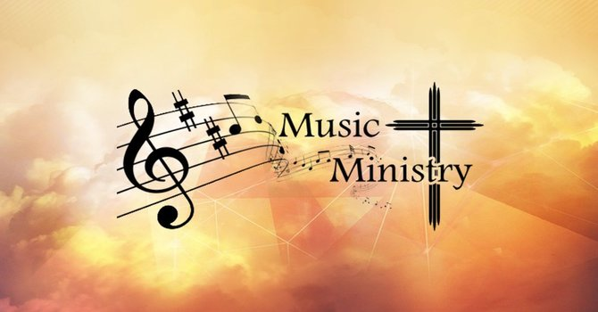 Our New Covenant and CCG's Music Ministry