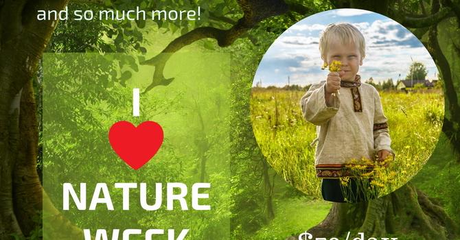 Go WILD Adventure: I heart Nature!