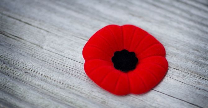 Remembrance Day Holiday