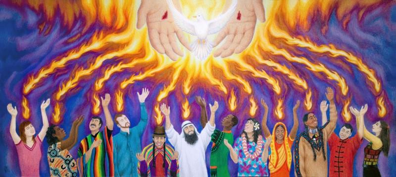 May 23, 2021 - Pentecost